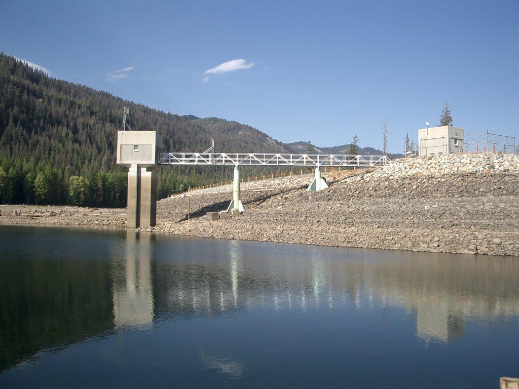 Bumping Dam Works