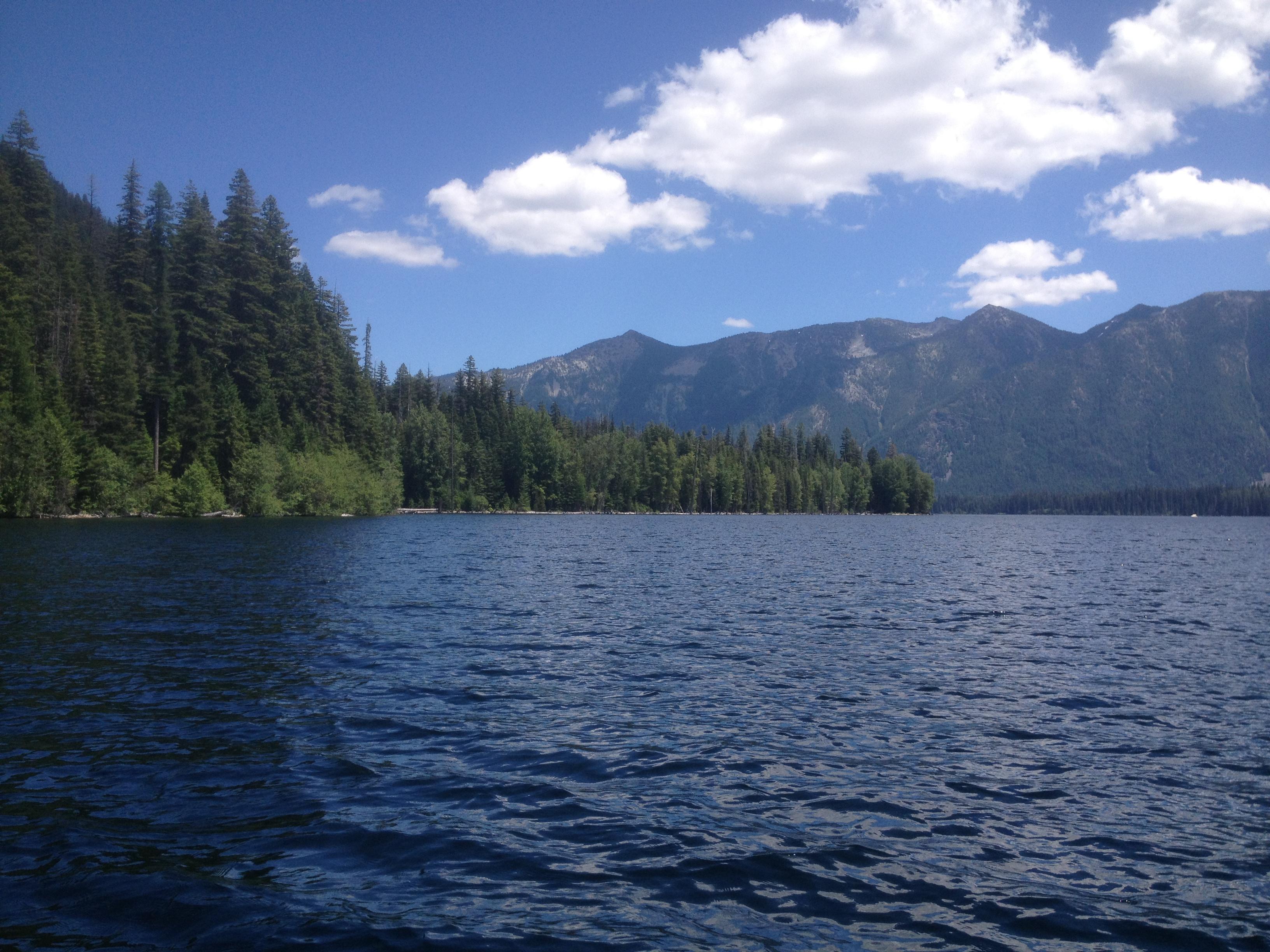 Bumping Lake 01