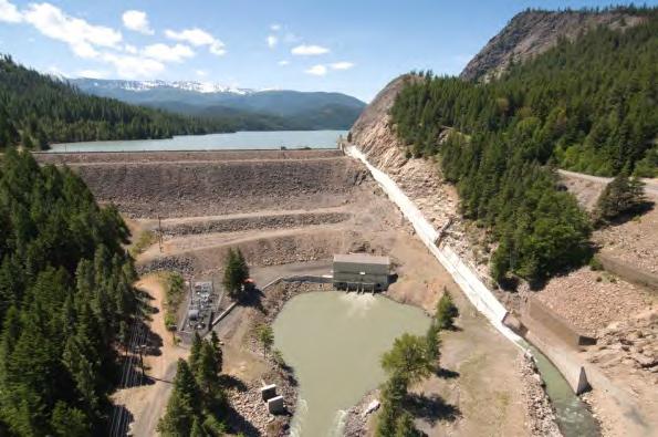 Rimrock Tieton Dam
