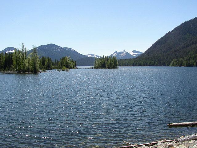 Bumping Lake Full