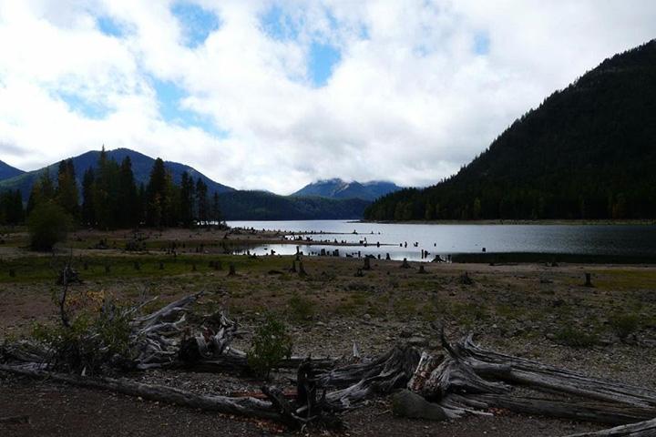 Bumping Lake Low