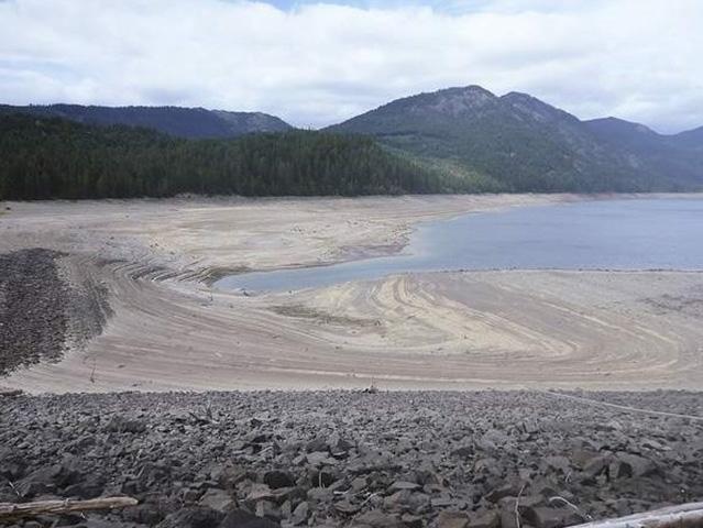 Lake Cle Elum Low