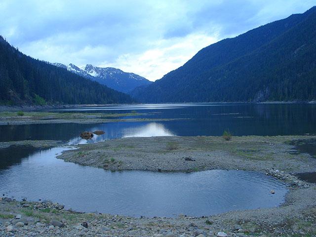 Lake Kachess Low