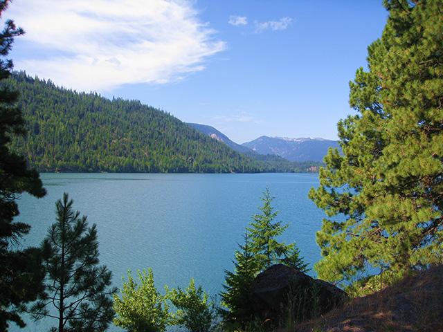 Rimrock Lake Full