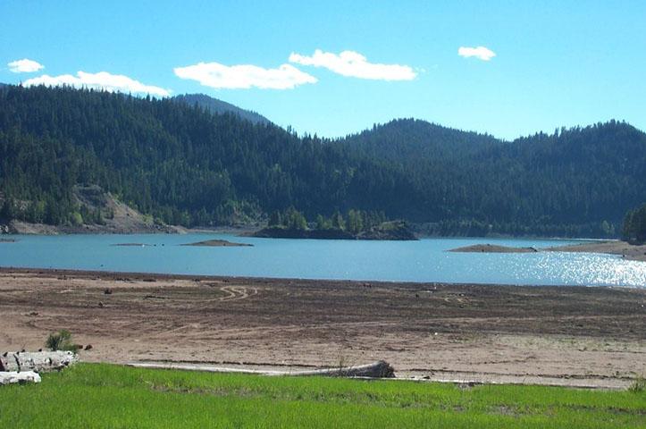 Rimrock Lake Low