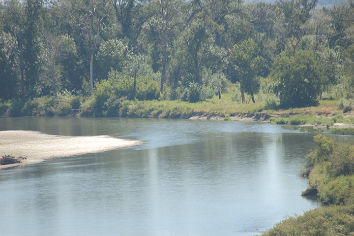 Yakima River at Granger